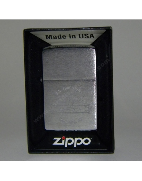 ZIppo US Traditional