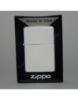 ZIppo White matte