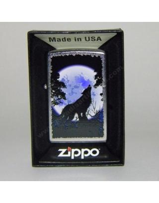 Zippo Howling Wolf