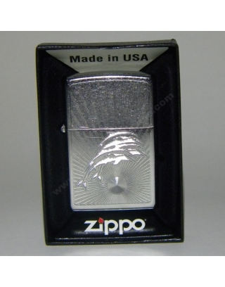 Zippo Jumping Dolphins