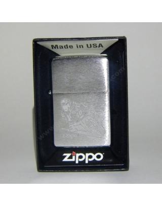 Zippo Motorcycle Curve