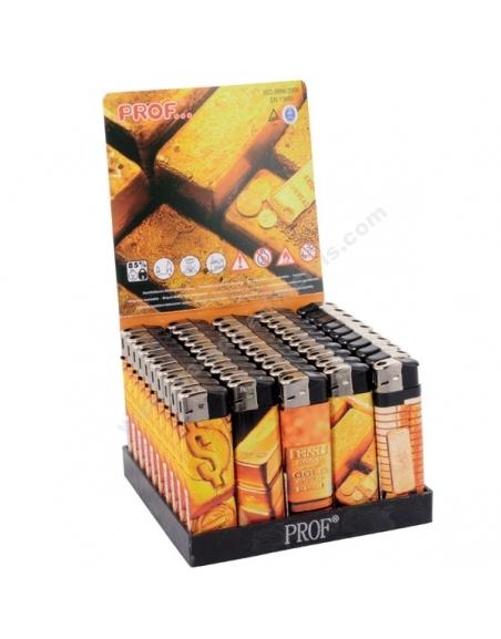 Briquets gold X50
