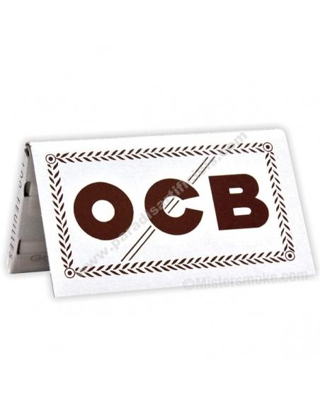 Feuille courte OCB Blanc N°4