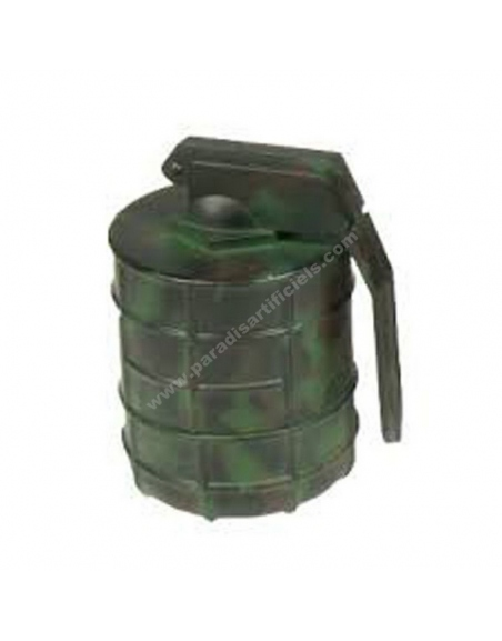 Grinder Grenade bowl