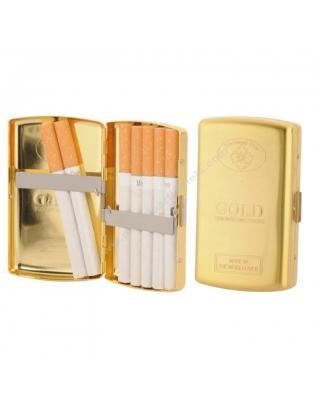 Boite cigarettes gold