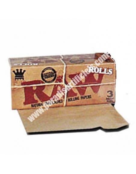 Rouleau de feuille Raw