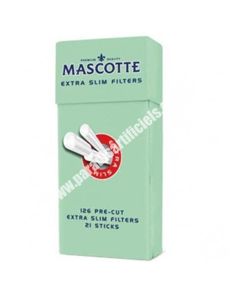 Stick filtre mousse Mascotte