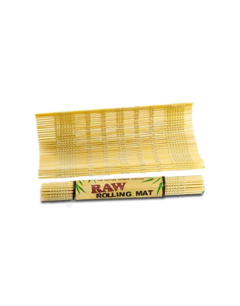 Raw rolling mat