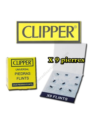 Pierre à briquet Clipper