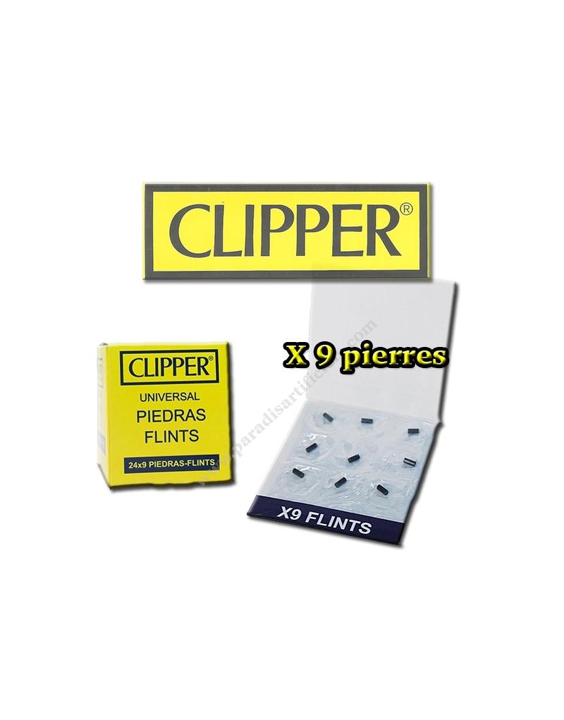 Pierre à briquet Clipper