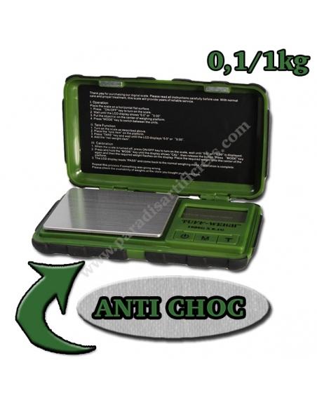 Balance 0.1g - 1KG Anti Choc