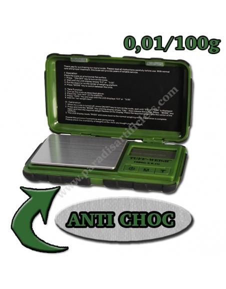 Balance 0.01g - 100g Anti Choc