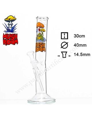 Bang verre Ice Mushroom 30cm