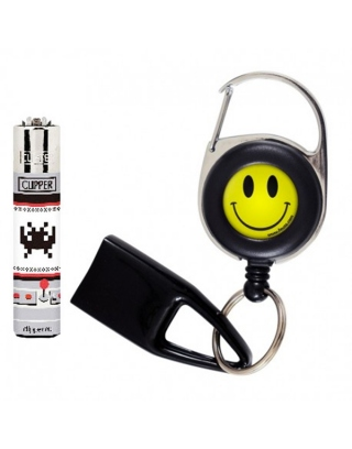 Porte Briquet FEUZZZ Smiley
