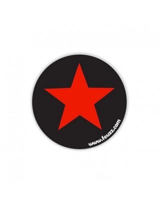 Porte Briquet FEUZZZ red star