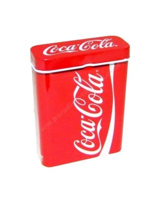 Boîte cigarettes coca