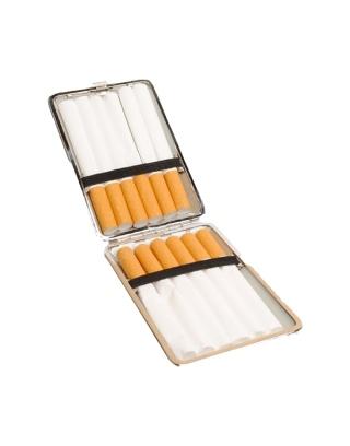 Boîte cigarettes euros plat