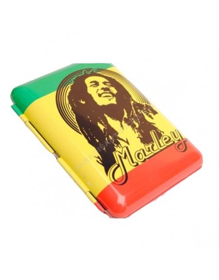 Boîte cigarettes Bob Marley