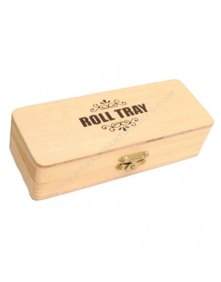 Boîte en bois taille S