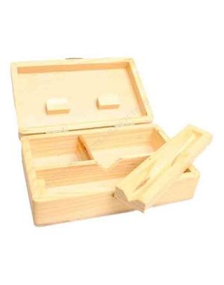 Boîte en bois taille M