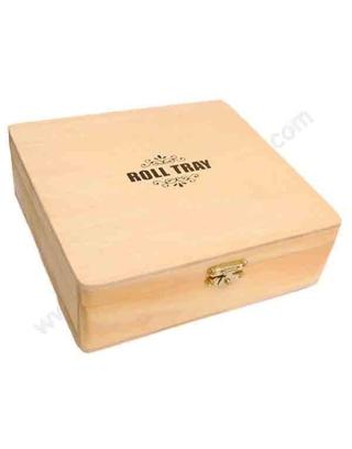 Boîte en bois taille XL