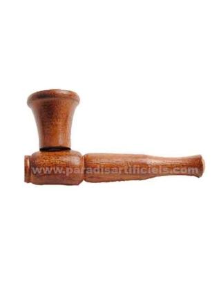 Pipe bois clair 8cm