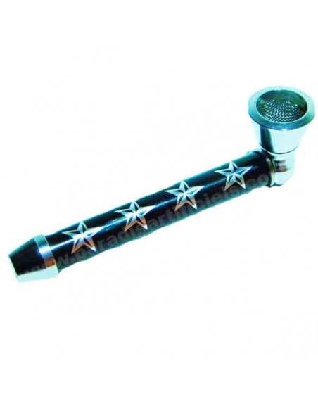 Pipe métal étoile