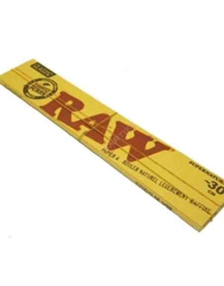 Feuille Raw 30cm