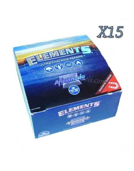 Feuille Element 3 en 1 par boite de 15