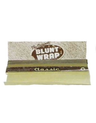 Feuille Blunt Wrap Brown slim par 10