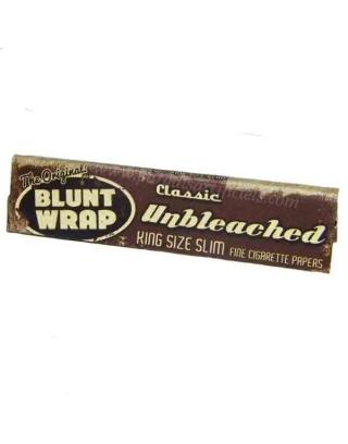 Feuille Blunt Wrap Brown slim par 3 boites