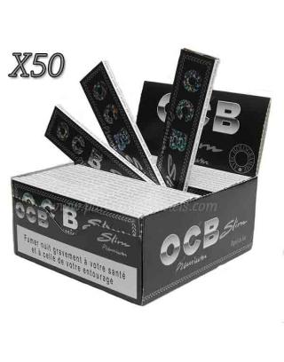 Feuille à rouler slim OCB premium par boite