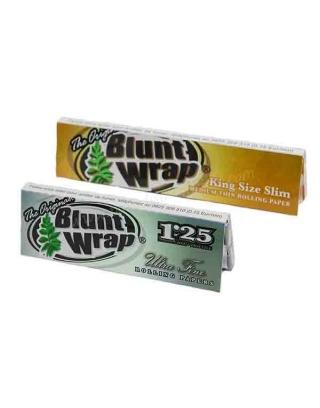 Feuille à rouler 1/25 Blunt Wrap Gris