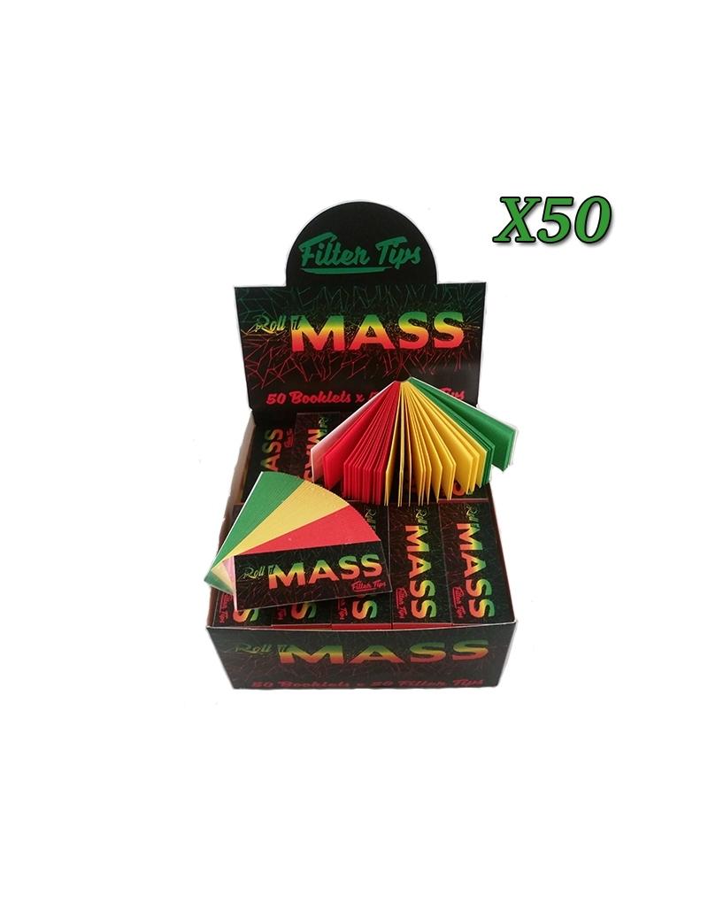 Carton rasta MASS par 10