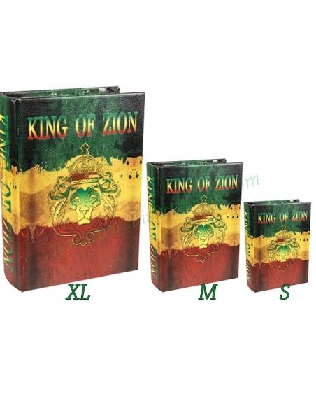 Boite Kavatza King of Zion