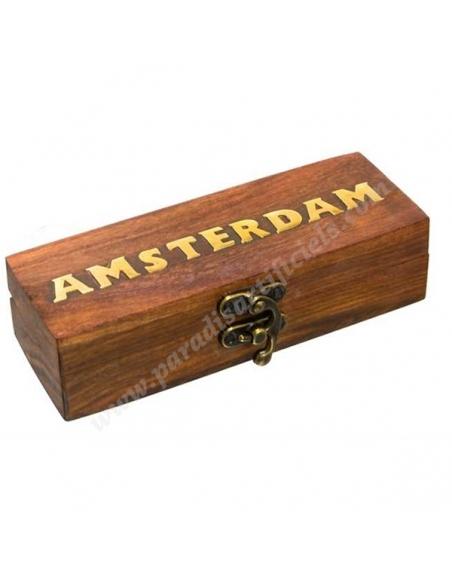 Boite en bois Amsterdam