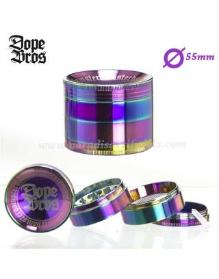 Grinder Alu tamis Dope Bros rainbow
