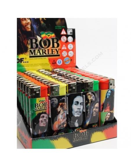 Briquets Bob Marley X50